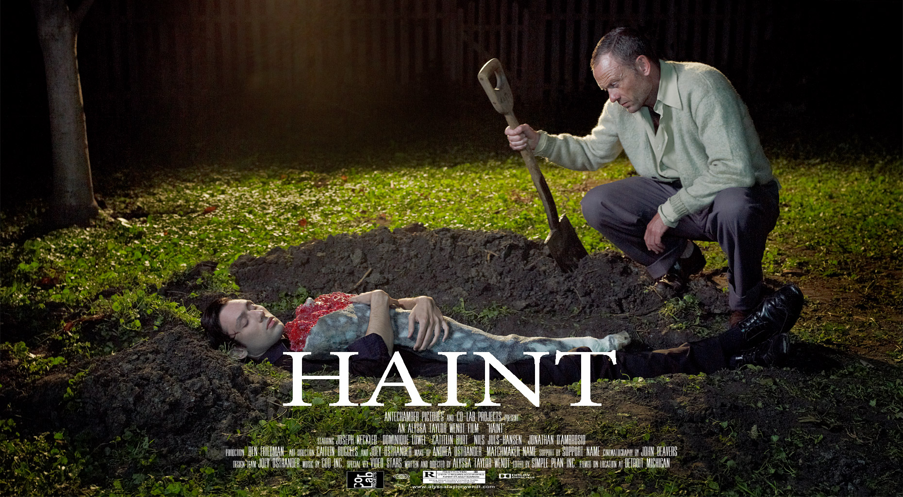 Haint-poster